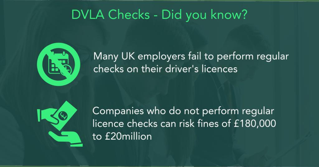 DVLA Check Infographic