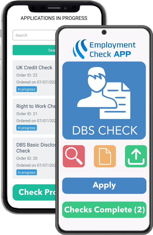 Background Checks for Candidates - Employment Check App