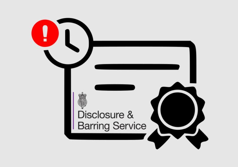 DBS Certificate Delays