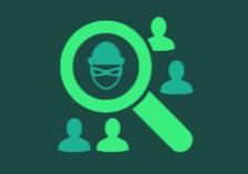 Criminal Record Check Icon
